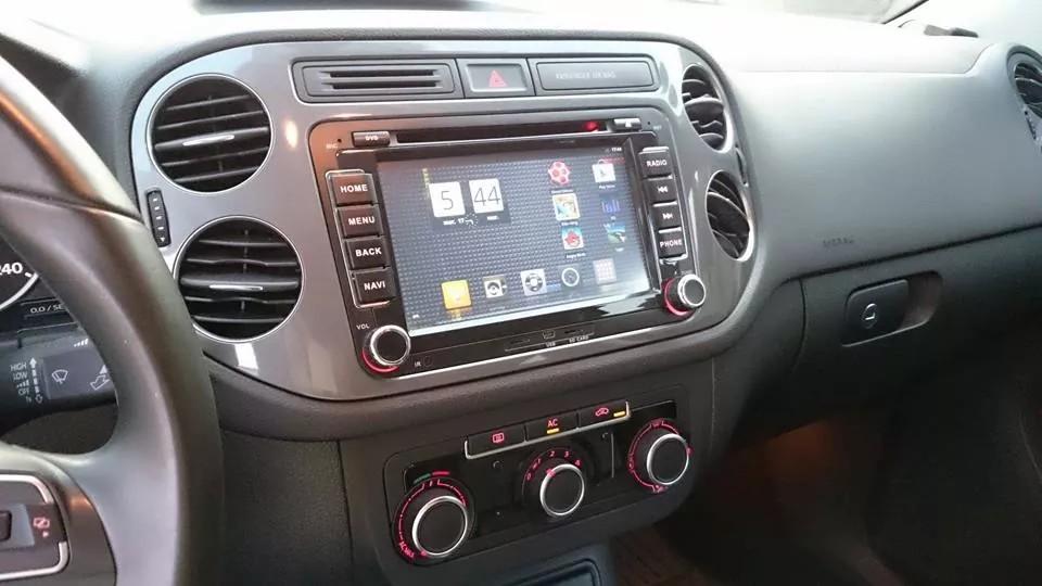 Bán Volkswagen Tiguan đời 2012, màu đỏ, nhập khẩu nguyên chiếc