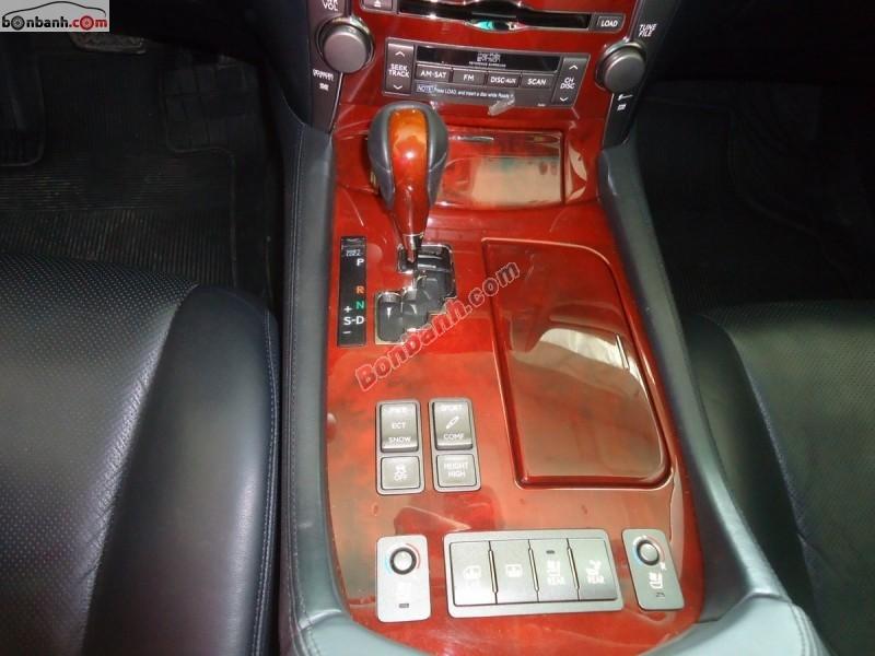 Bán ô tô Lexus LS 460L đời 2007, màu bạc, nhập khẩu
