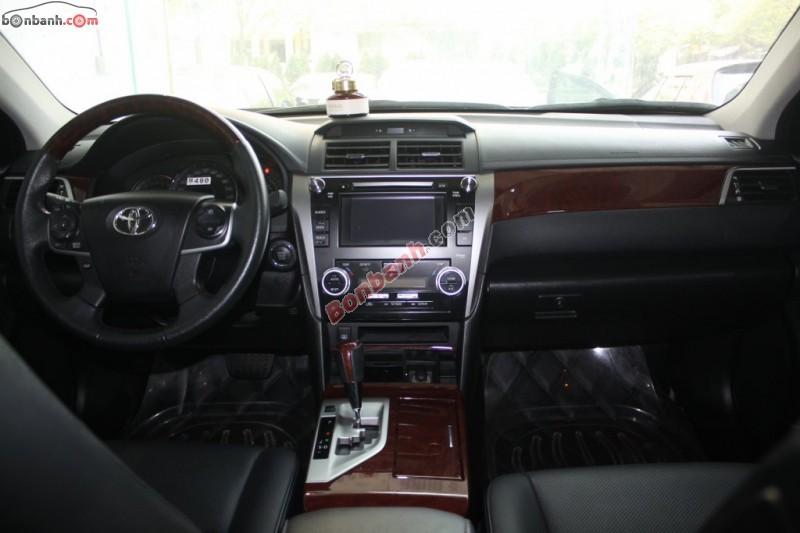 Giang Anh Auto bán Toyota Camry 2.5Q năm 2013, còn mới