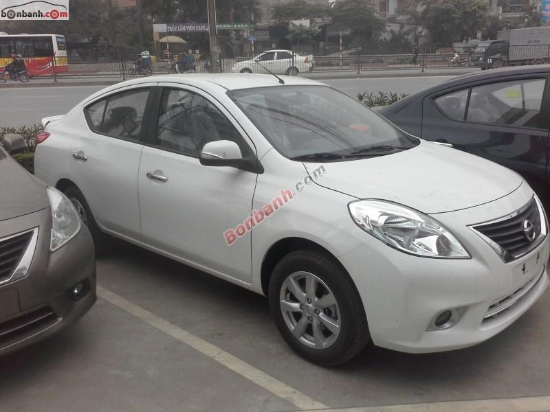 Bán Nissan Sunny 1.5 XL sản xuất 2015, màu trắng, giá chỉ 515 triệu
