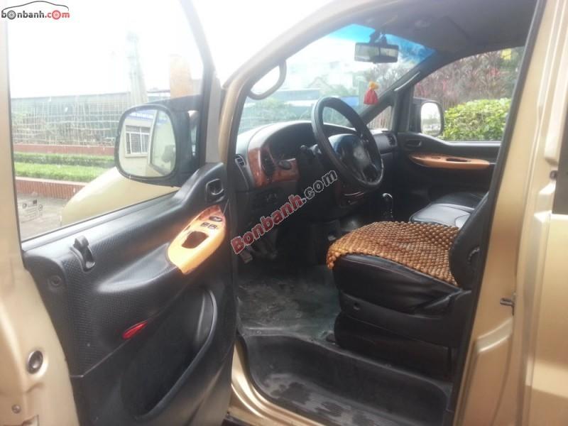Bán ô tô Hyundai Starex MT 2002,  xe nhập chính chủ
