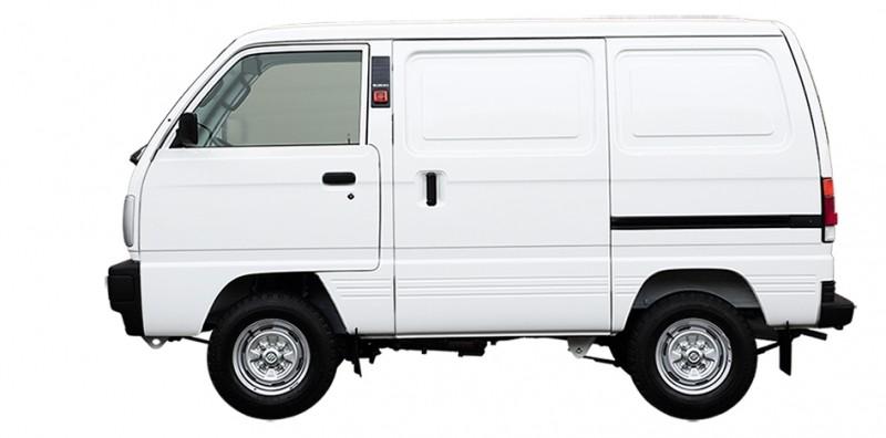 Bán xe Suzuki Super Carry Van  2015 mới tại Hà Nội