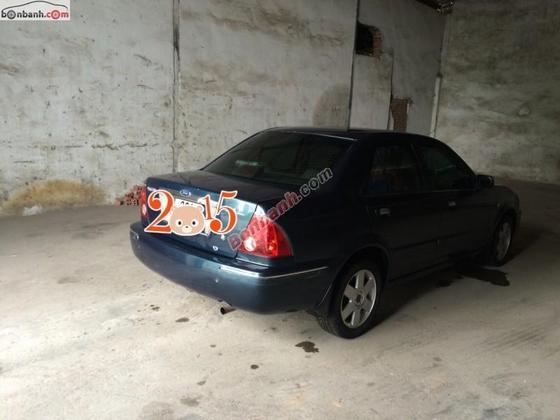 Cần bán Ford Laser sản xuất 2002, giá chỉ 265 triệu