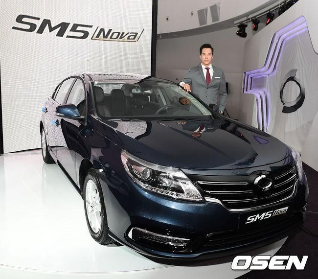 Bán xe Samsung SM5 1.6 Turbo Nova New 2015