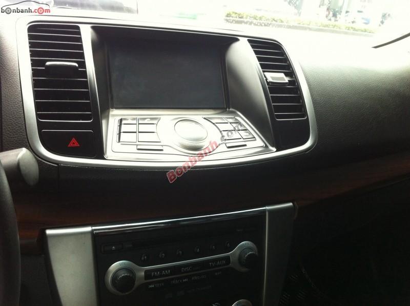 Cần bán Nissan Teana đời 2010, màu đen, nhập khẩu nguyên chiếc