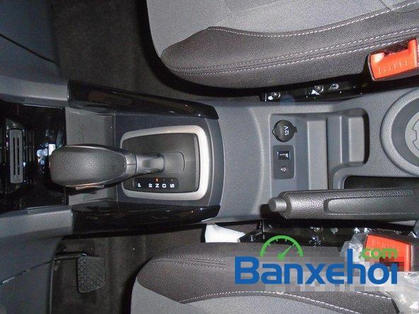 Bán Ford EcoSport Titanium 1.5AT đời 2015, màu trắng