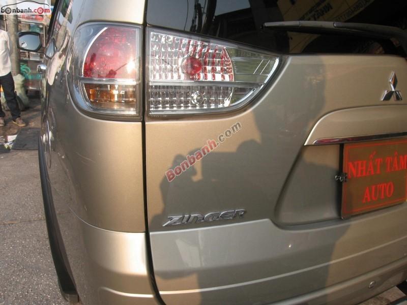 Bán Mitsubishi Zinger GLS 2009 ít sử dụng