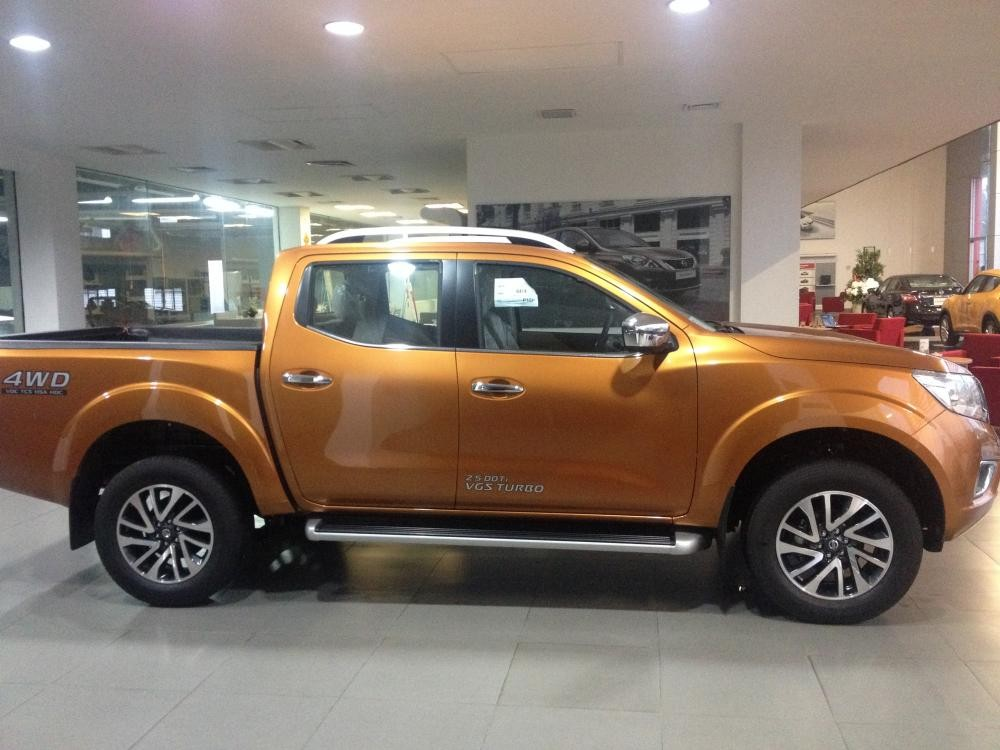 Cần bán Nissan Navara SL (4x4)7AT đời 2014, xe nhập, giá chỉ 735 triệu