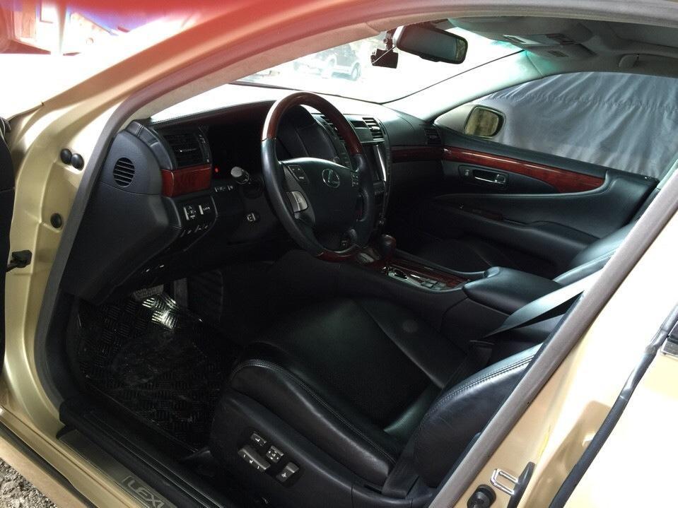 Bán xe Lexus LS đời 2007, xe nhập