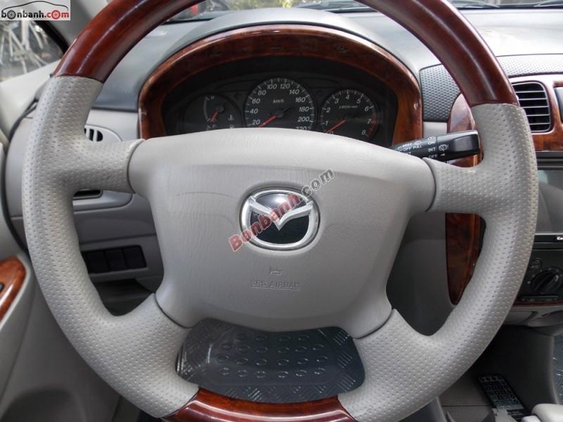 Cần bán xe Mazda Premacy 1.8L đời 2007, màu đỏ, giá chỉ 375 triệu