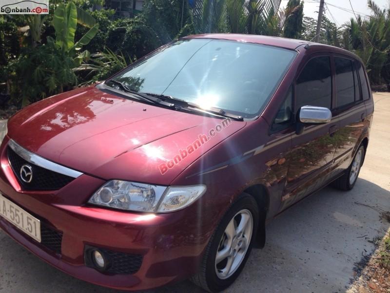 Bán xe Mazda Premacy 1.8AT đời 2003, chính chủ, 295tr, xe đẹp