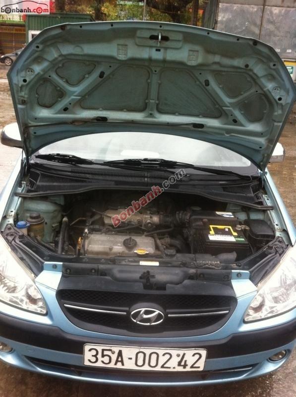 Cần bán gấp Hyundai Getz MT đời 2010, nhập khẩu chính hãng chính chủ, 328 triệu
