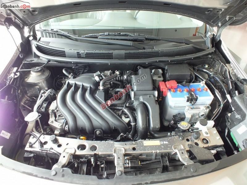 Cần bán Nissan Sunny 1.5AT 2015, màu xám tại Nissan Biên Hòa