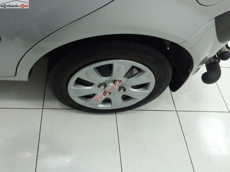 Cần bán xe Hyundai Getz MT đời 2009, xe đăng ký tên tư nhân