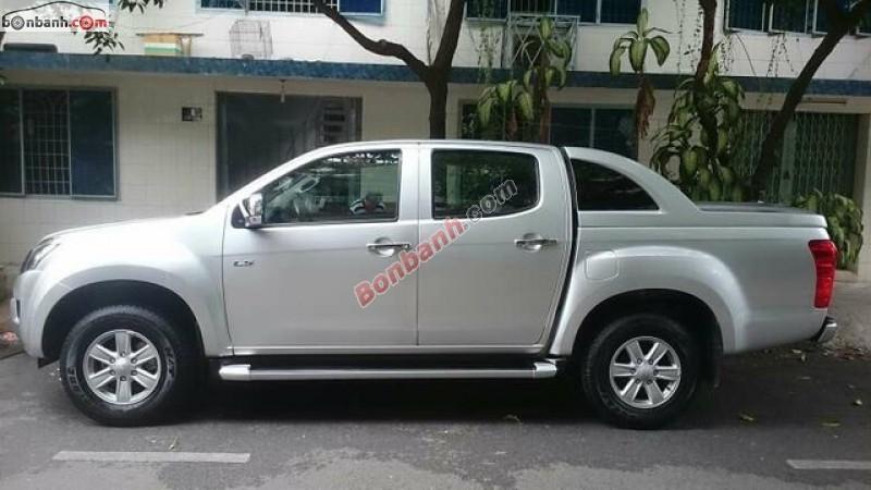 Isuzu Dmax 3.0 đời 2014, màu bạc, xe nhập, giá chỉ 555 triệu