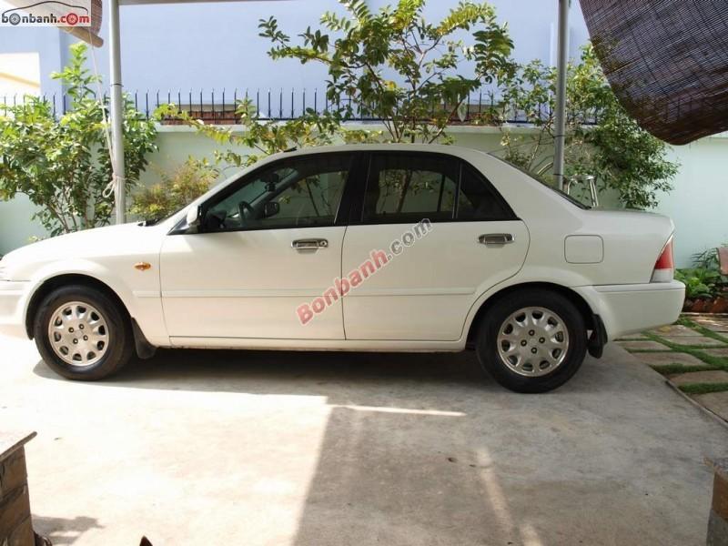 Bán Ford Laser 1.6MT đời 2000, màu trắng chính chủ, giá tốt gọi ngay 0908 480 234