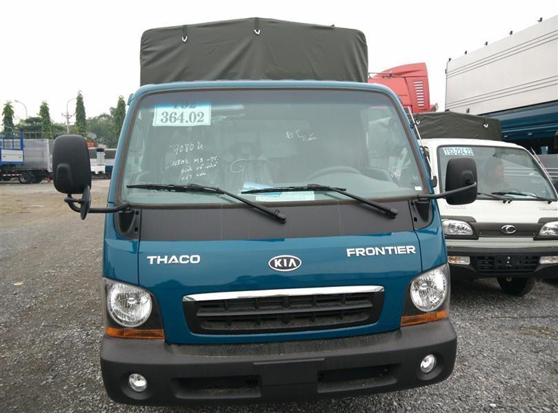 Kia Frontier 125 đời 2016, thùng mui bạt - Hỗ trợ trả góp