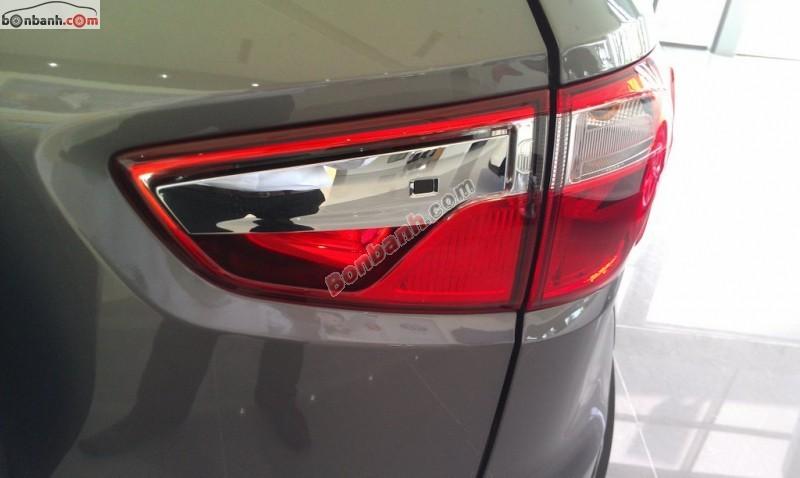 Bán Ford EcoSport Titanium đời 2015, màu xám, 646 triệu