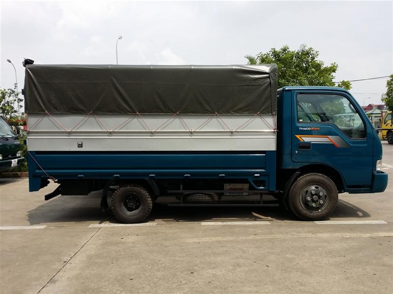 Bán xe Kia K165S nâng tải 2.4 tấn 2016 - Hỗ trợ trả góp