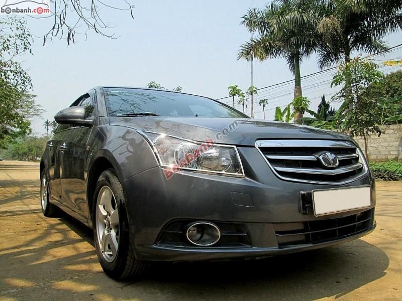Cần bán gấp Daewoo Lacetti CDX 1.6 AT sản xuất 2009, xe nhập, như mới