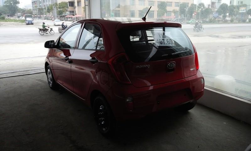 Cần bán xe Kia Morning 2012, nhập khẩu nguyên chiếc, giá chỉ 236 triệu