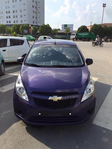 Bán xe Chevrolet Spark Van nhập khẩu Hàn Quốc các màu