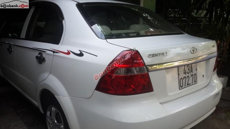 Cần bán gấp Daewoo Gentra SX4 đời 2008, màu trắng