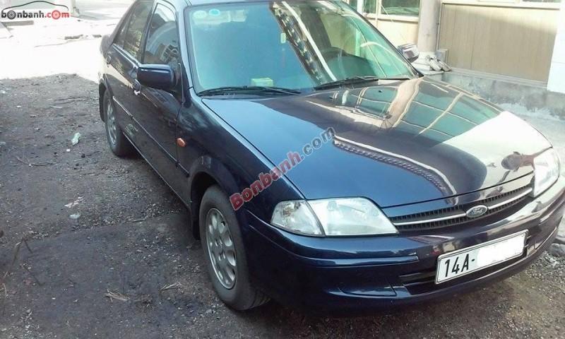 Cần bán lại xe Ford Laser 1.6MT đời 2001 chính chủ
