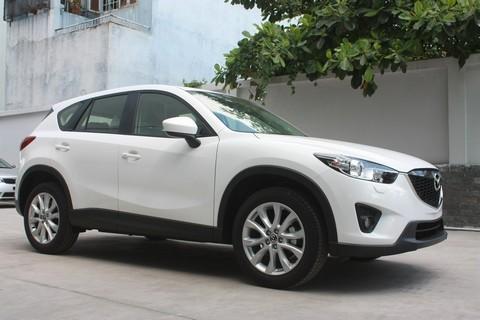 Bán ô tô Mazda CX-5 2015, khuyến mại lớn, giá tốt nhất Miền Bắc