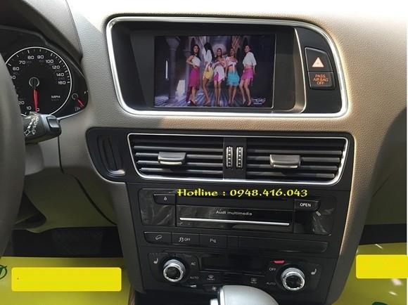 Cần bán xe Audi Q5 Primeum Plus đời 2015, màu trắng, nhập khẩu
