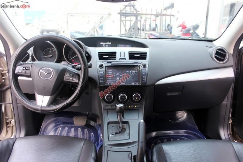 Bán Mazda 3 S 1.6AT đời 2014 tại AnyCar Sài Gòn