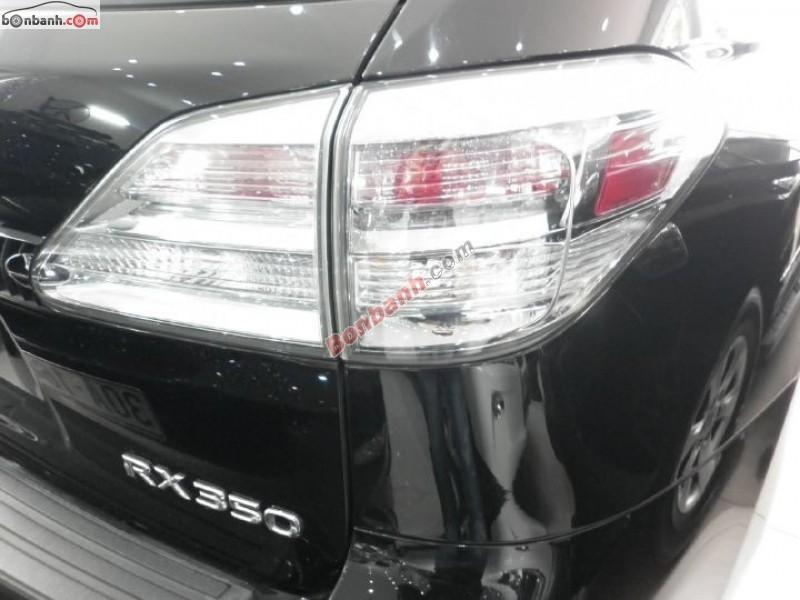 Cần bán Lexus RX 350 2009, màu đen, nhập khẩu nguyên chiếc