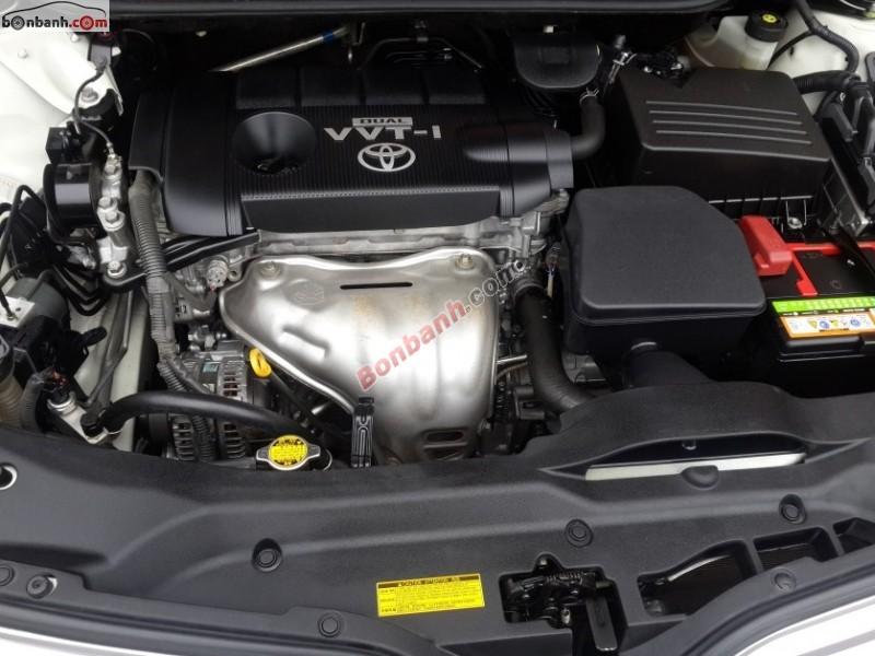 Bán xe Toyota Venza 2.7 2009, màu trắng, xe nhập