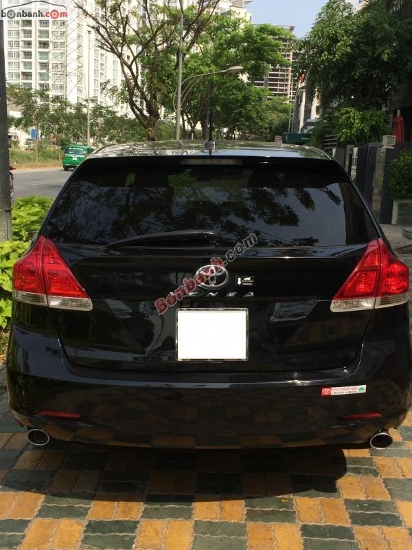 Bán ô tô Toyota Venza 2.7 đời 2009, màu đen, nhập khẩu nguyên chiếc xe gia đình