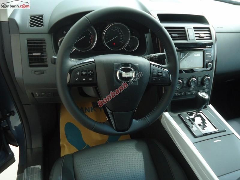 Bán Mazda CX 9 3.7 đời 2015, nhập khẩu, full options