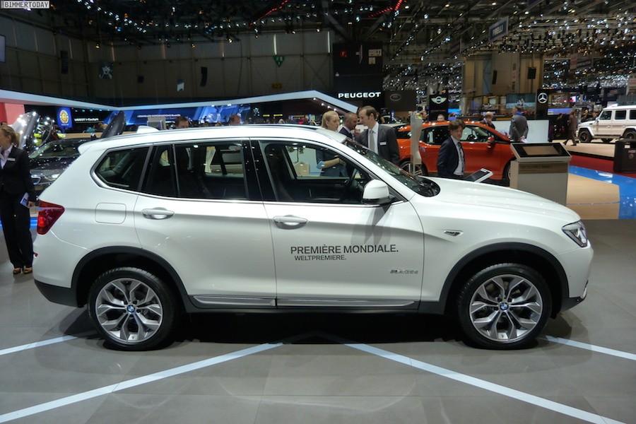 Bán BMW X3 xDrive20D LCi năm 2015, màu trắng, nhập khẩu nguyên chiếc - LH ngay 0937891898