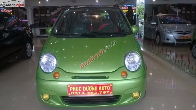 Ô tô Phúc Dương bán xe Daewoo Matiz đời 2005 xe gia đình