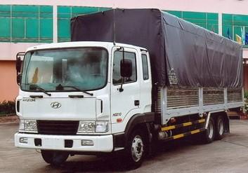 Cần bán Hyundai HD đời 2015, màu trắng, nhập khẩu