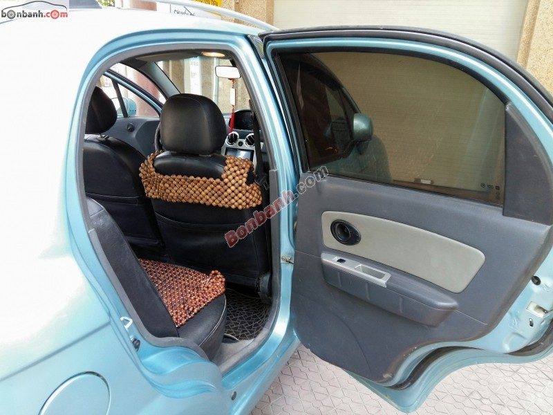 Xe Chevrolet Spark đời 2008, xe đẹp