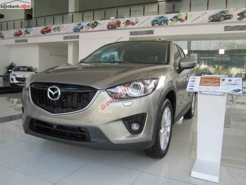 Bán xe Mazda CX 5 AT đời 2015, màu xám - LH ngay 0938 805 386