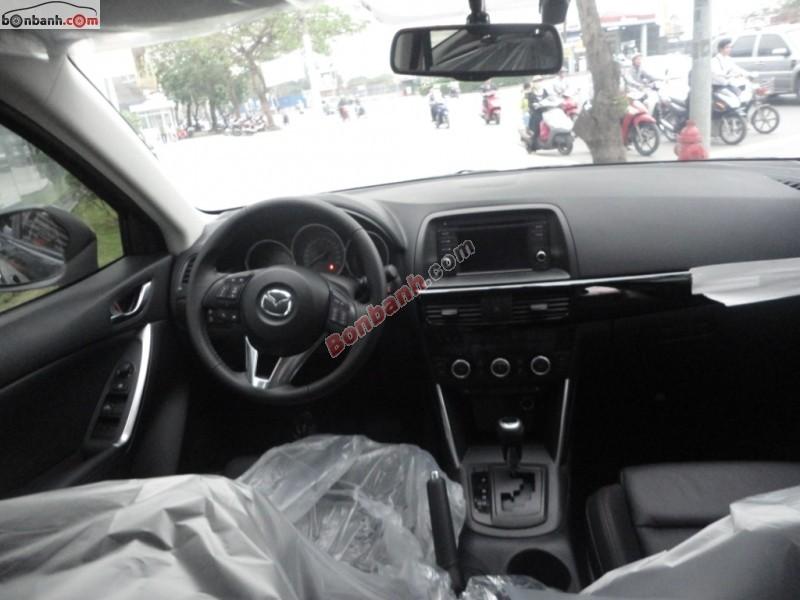 Bán ô tô Mazda CX 5 2.0 đời 2014, màu xám