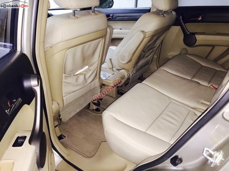 Salon ô tô Trung Đức đang bán xe Honda CR V đời 2008, xe nhập, giá 750tr