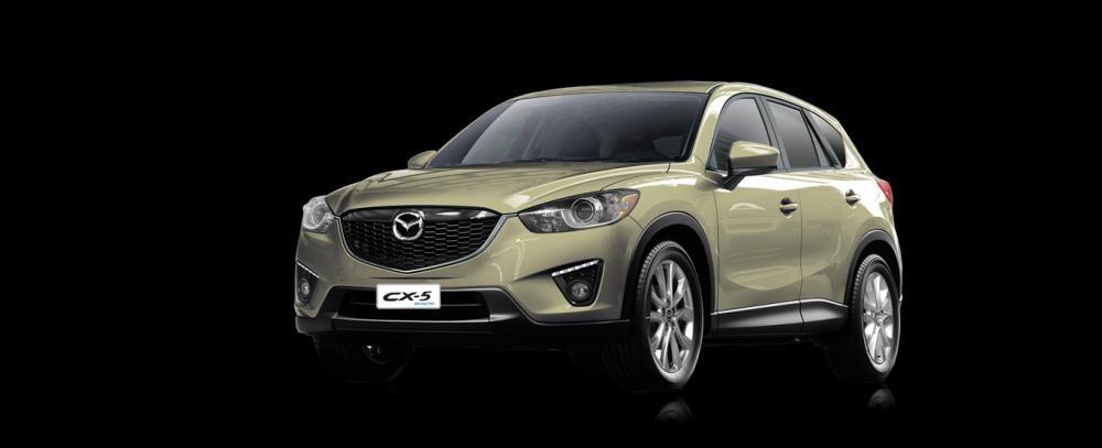 Cần bán Mazda CX 5 2.0L 4WD đời 2015 -  Phong cách mới