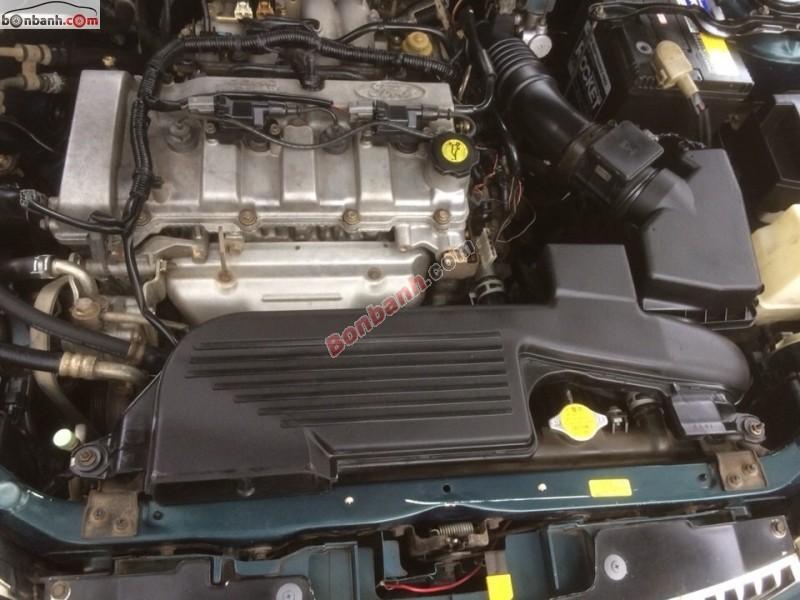 Cần bán gấp Ford Laser MT năm 2002, giá chỉ 258Tr