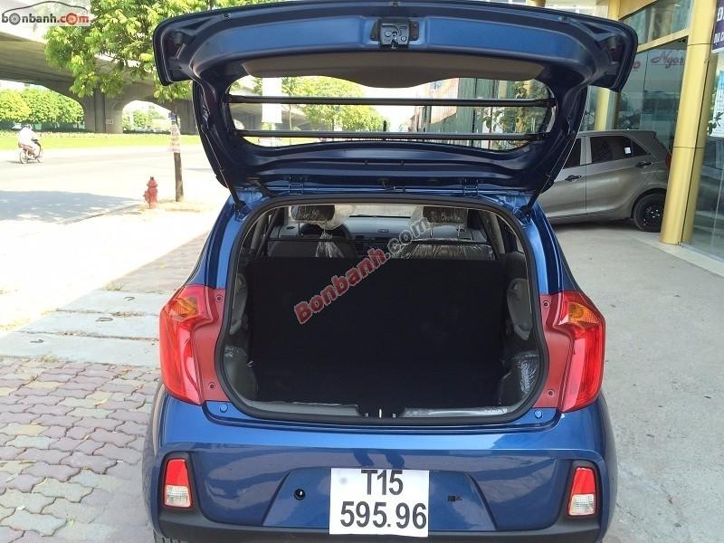 Bán ô tô Kia Morning Van đời 2015, xe nhập