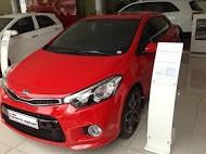 Bán xe Kia Cerato đời 2015, màu đỏ, nhập khẩu nguyên chiếc