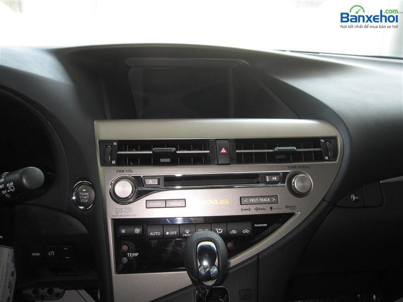 Bán ô tô Lexus RX 350 F-Sport đời 2015, màu đen, nhập khẩu