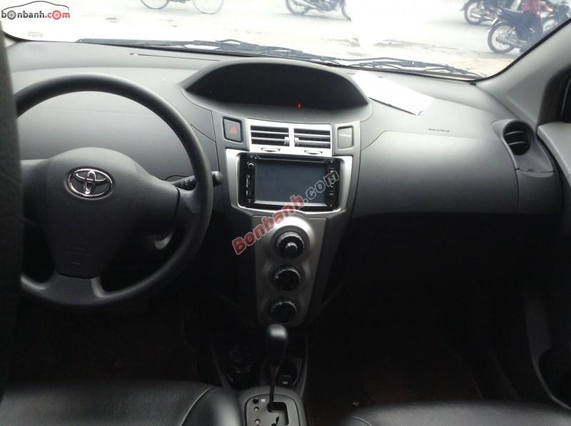 Bán Toyota Yaris 1.3AT sản xuất 2007, nhập khẩu Nhật bản