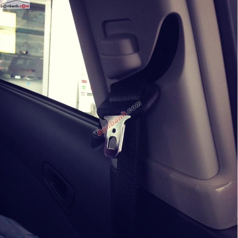 Bán Chevrolet Spark Van 1.0 sản xuất 2011, màu trắng, nhập khẩu chính hãng