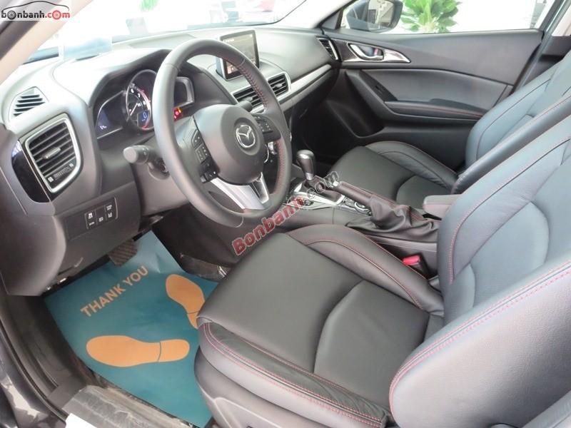 Cần bán xe Mazda 3 1.5L đời 2015, màu xám tại Mazda Cộng Hòa